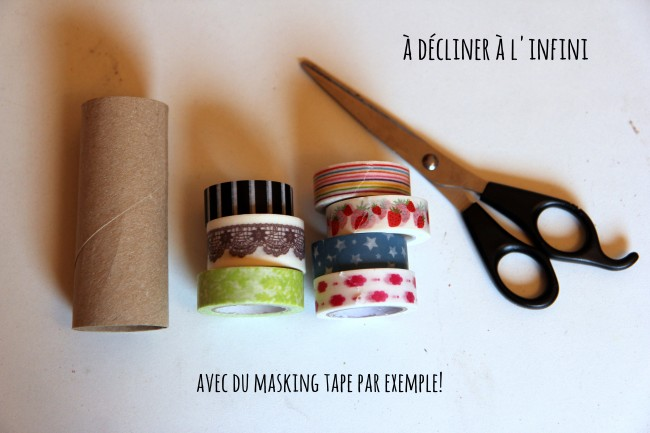 couronne princesse masking tape
