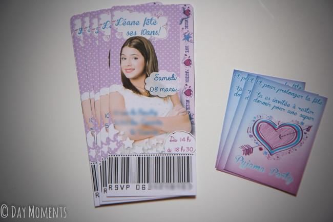 Gratuit boite imprimer violetta anniversaire - Carte violetta a imprimer ...