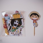 "toppers ""one piece"""